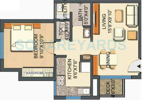 lodha casa royale apartment 1bhk 585sqft1