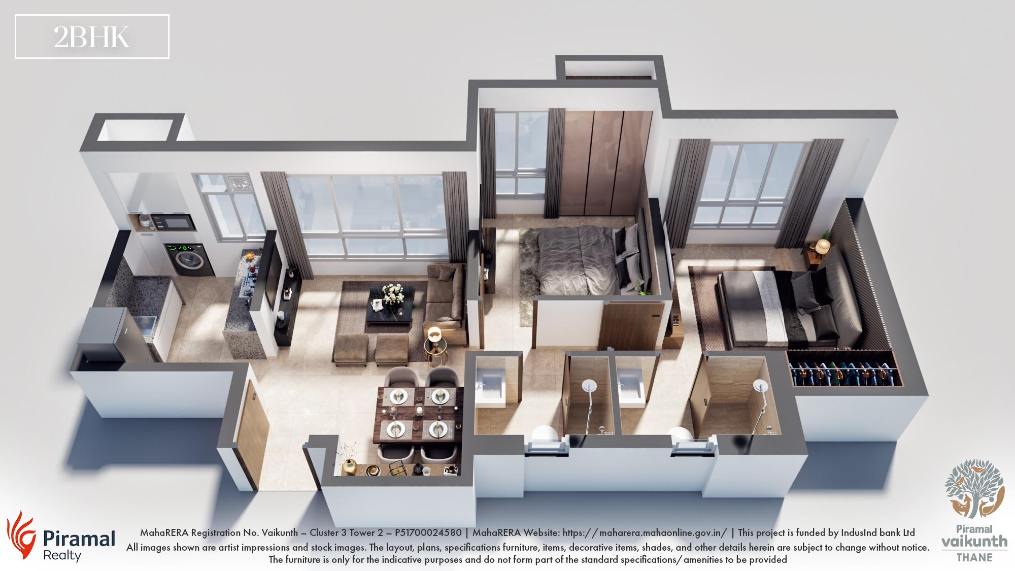 piramal vaikunth a class homes series 2 apartment 2bhk 501sqft61