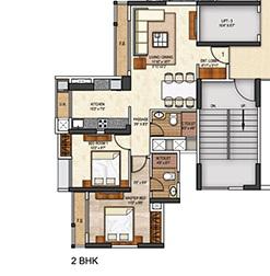 runwal doris apartment 2 bhk 683sqft 20203307163316