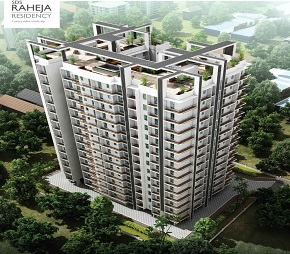 SDS Raheja Residency Flagship