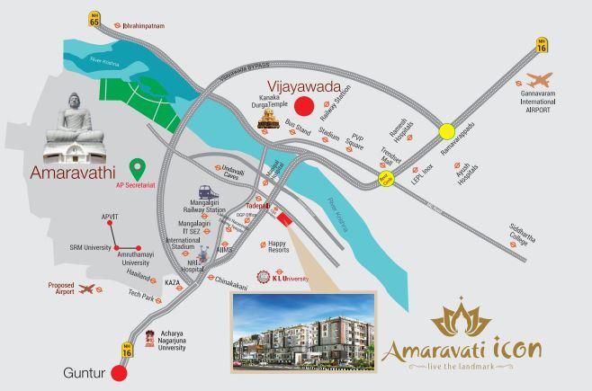 amaravati icon location image4