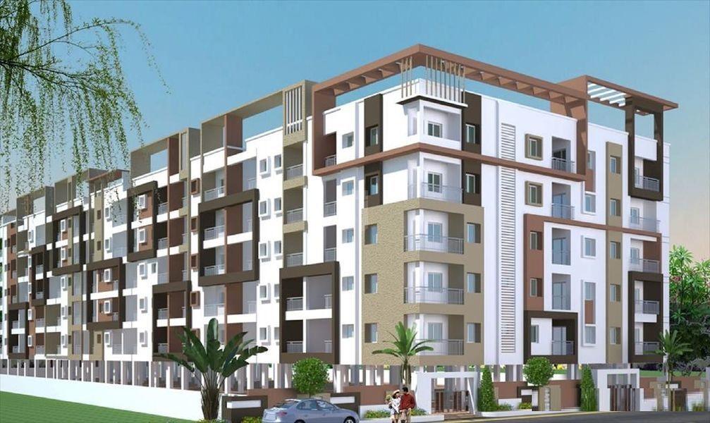 laasya grandiose project tower view1