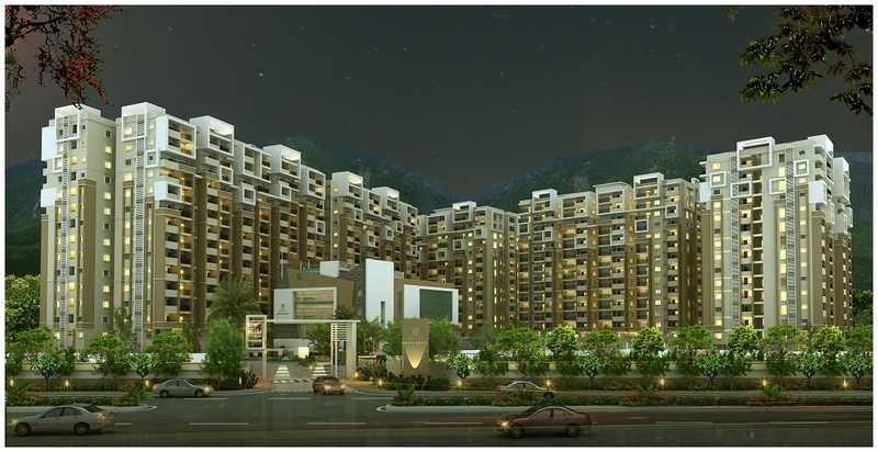 manjeera monarch project tower view4