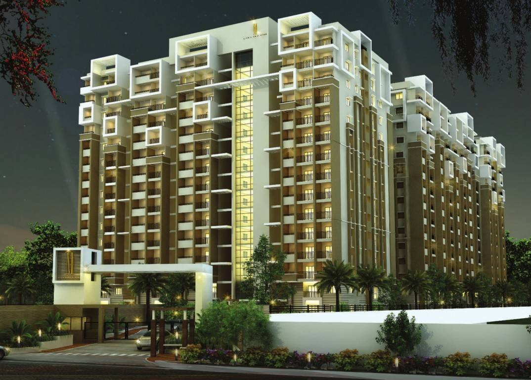 manjeera monarch project tower view5