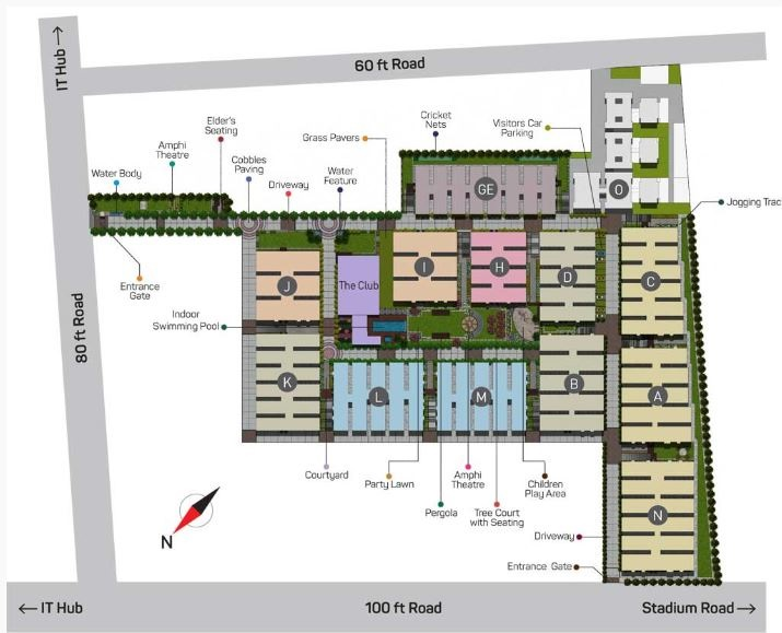 chalamaji the address master plan image4