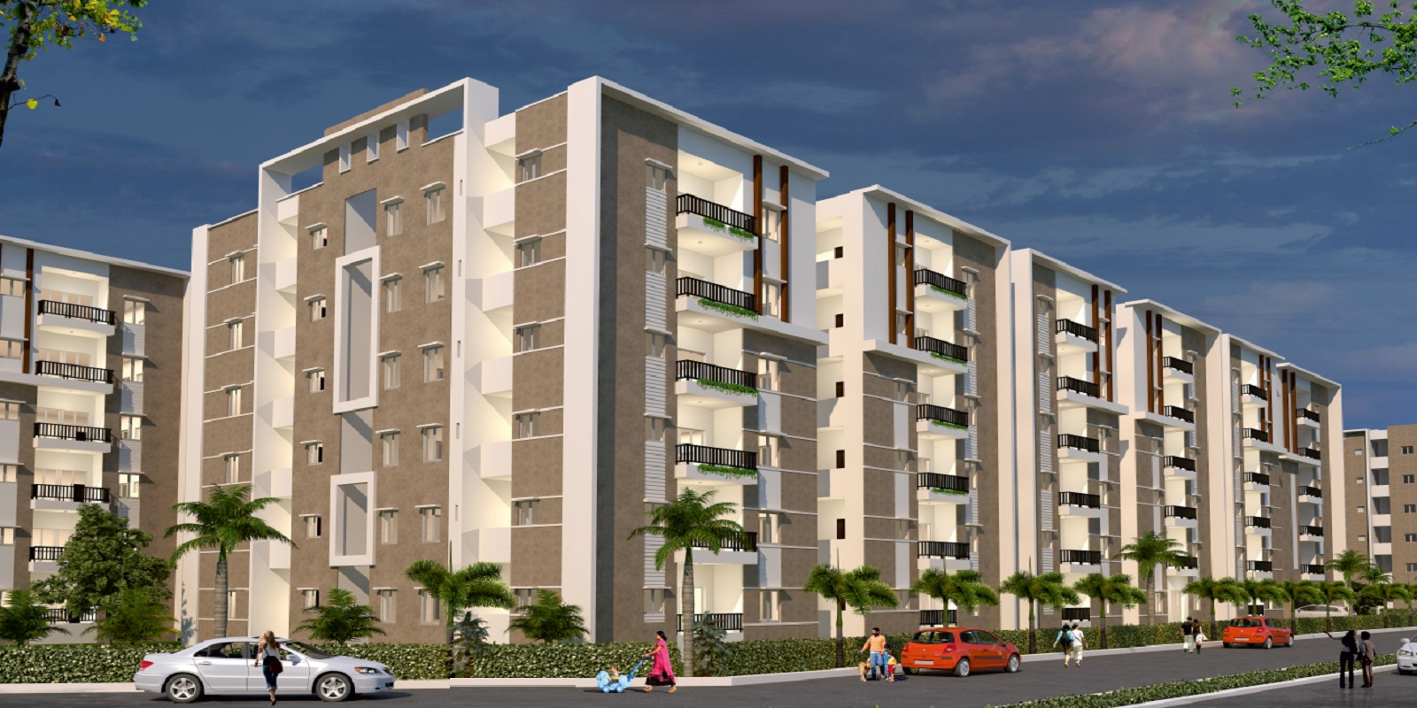 ramky one krystal project project large image1