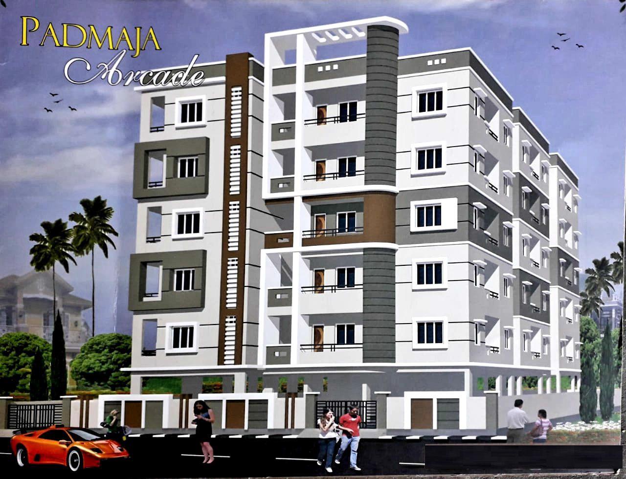 sanjay padmaja arcade project tower view1