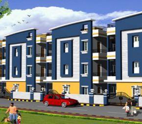 STBL Vyjayanthi Gardens Apartments Flagship