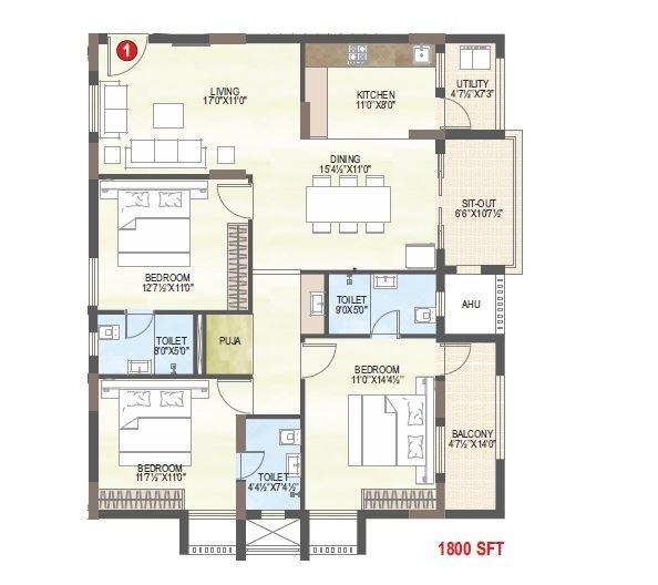 mvv city apartment 3 bhk 1800sqft 20205413105451